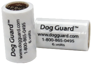 Electric Dog Fence Batteries